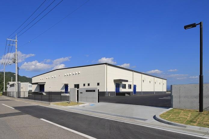食品工場の建設施工実績「澤田酒造株式会社」