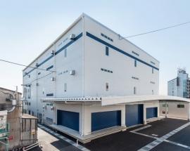 食品工場の建設施工実績「日澱化學倉庫パッキング工場」