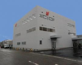 食品工場の建設施工実績「株式会社ニチレイフーズ 船橋第二工場」
