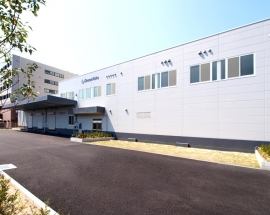 食品工場の建設施工実績「昭和化工株式会社 福町本社工場」