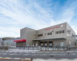 食品工場の建設施工実績「株式会社オリエンタルベーカリー 京都工場」