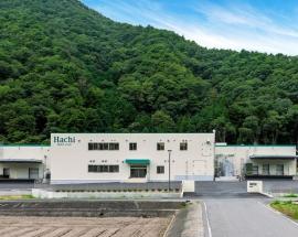 食品工場の建設施工実績「ハチ食品株式会社 宍粟工場」