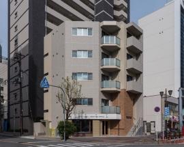 スケルトンインフィルとルネス工法で建設したマンションの施工事例